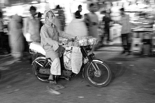Moto in Hyderabad