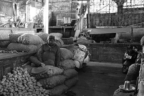 Pune market III