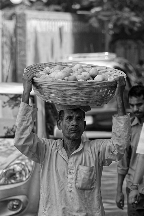 Mumbai market IV