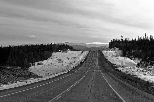 Yukon - long road