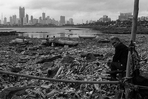 Mumbai - Living in the rubbish