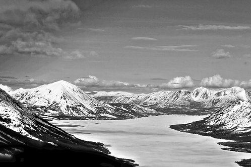 Yukon - Frozen river