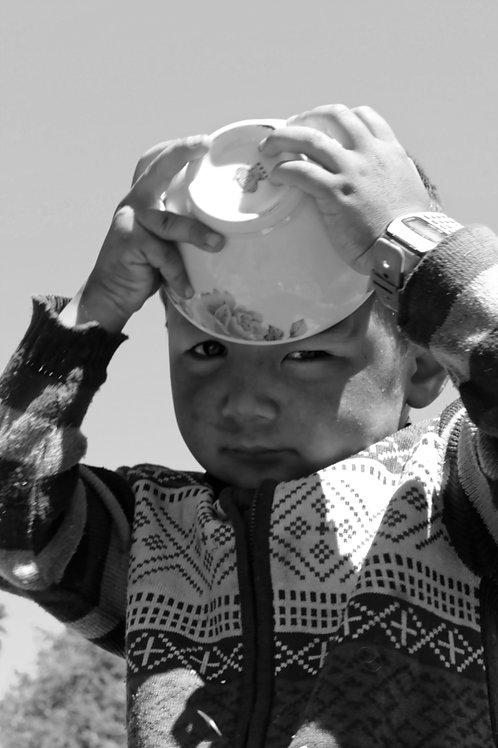 Mongolian Boy 1