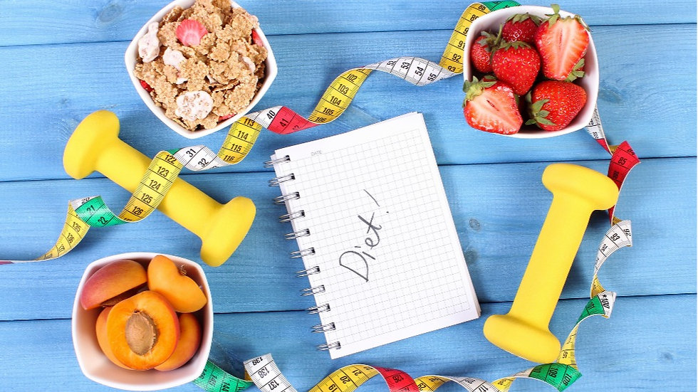 Eat & Fuel - Fit & Diet