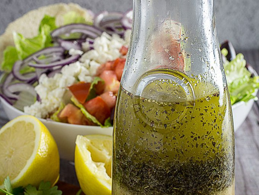 Healthy Salad Dressing!!