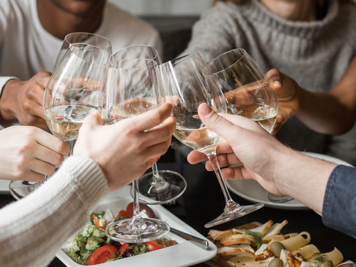 Dining Out - Tips to stay on track!!