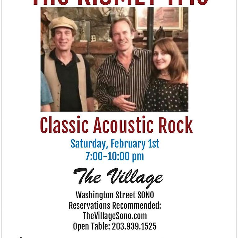 KISMET Trio at The Village Sono