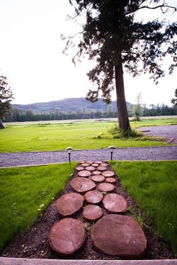 Cedar pathway