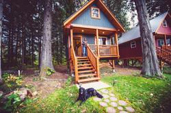 The Hemlock Cabin