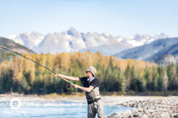 Fly Fishing on the Copper
