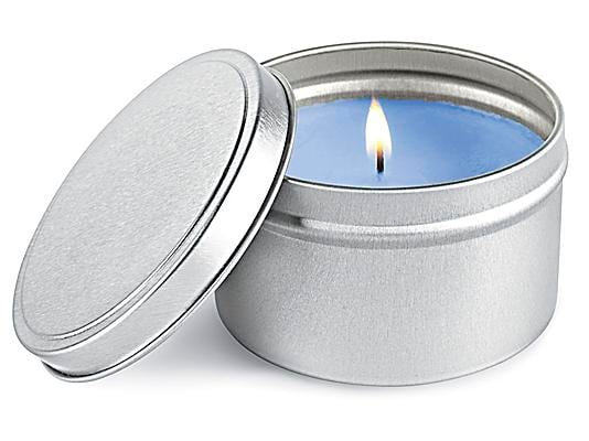flickers by Cuscino 8oz Scented Candle -SAMPLER