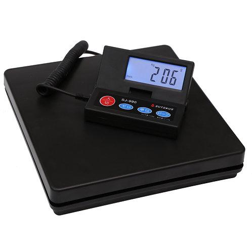 Sutekus 2g単位 最大50Kgまで計量可能 隔測式 デジタル台はかり スケール 電子秤 風袋機能搭載 オートオフ機能
