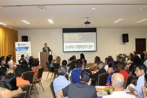II Fórum de Lideres da ABRH de Rondonia foi sucesso absoluto