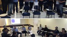 Trabalho em equipe dá início ao projeto de pessoas na Phenix Elevadores