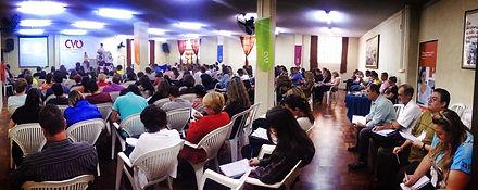 Palestras e Workshops no Brasil e no exterior.