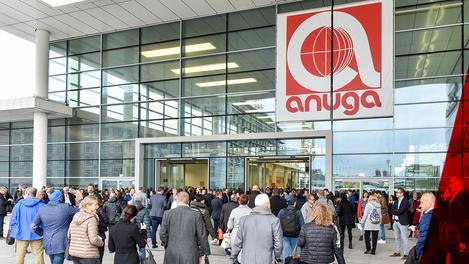 Tendências do setor de alimentos na Anuga 2019