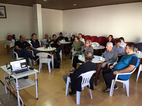 Primeira IEQ de Curitiba investe em Planejamento Estratégico