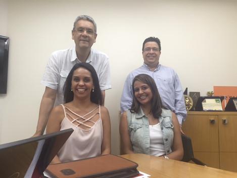 Prof. Adilson  Neves faz um ano como membro do Conselho do Grupo Prix