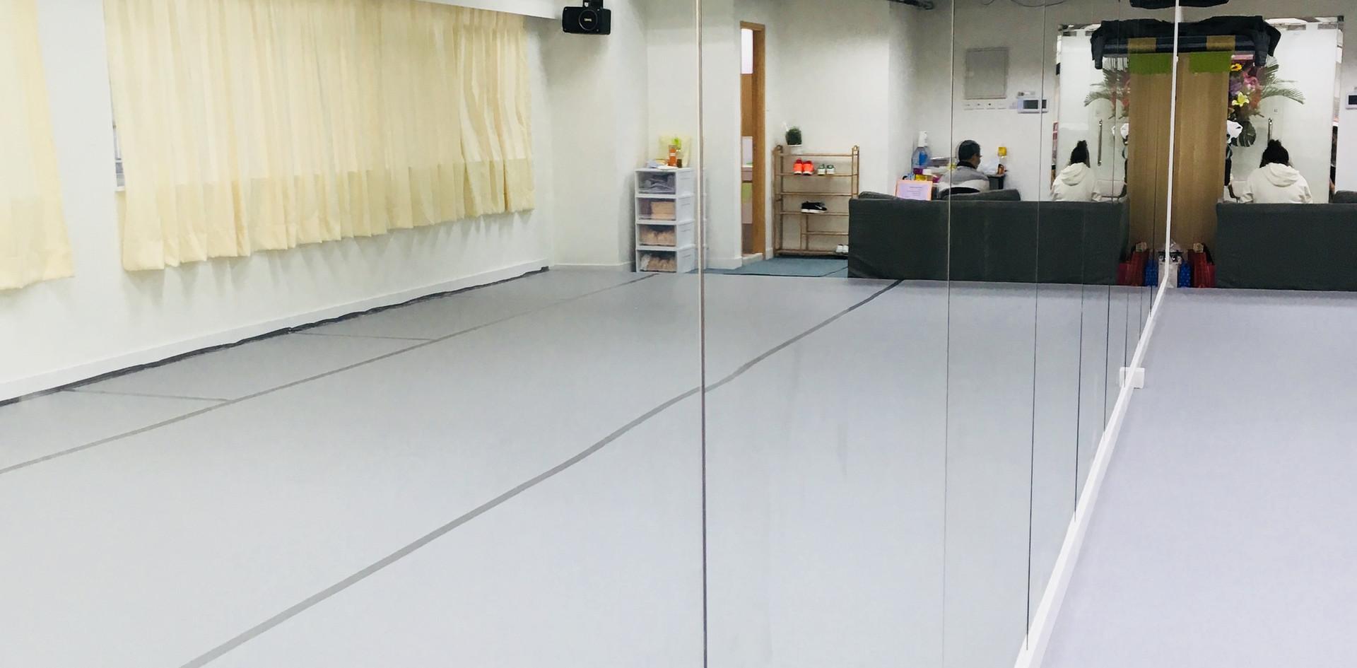 Avant Dance Studio Classroom