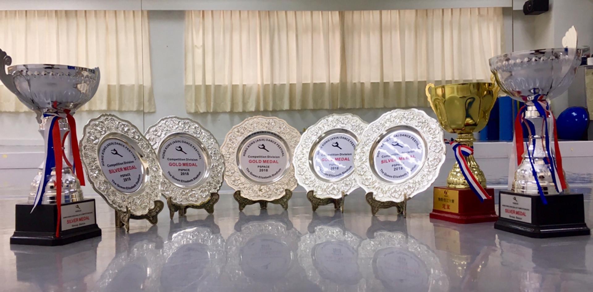 Awards in 2018