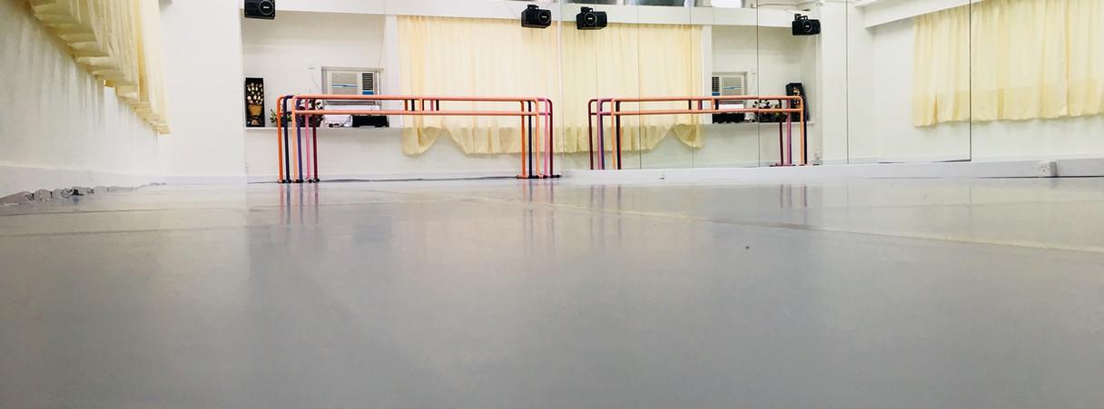 Avant Dance Studio Dance Floor