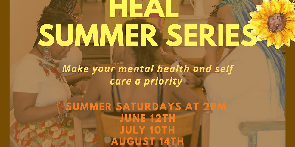 BrownGirl Heal Summer Series: Healing from My Past Mistakes & Failures