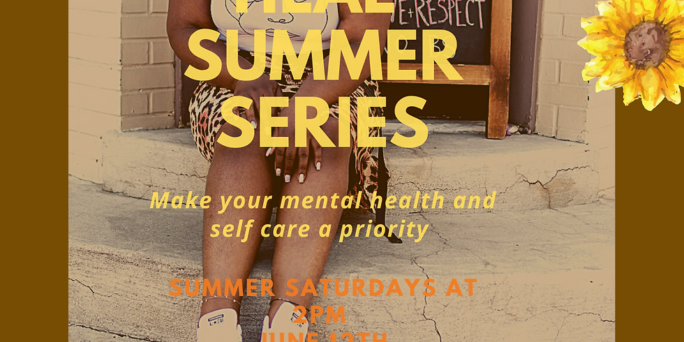 BrownGirl Heal Summer Series: Healing the Woman I Used to Be