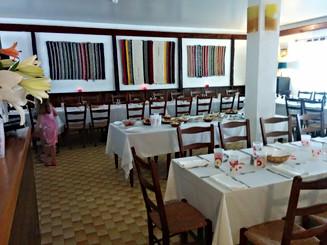 Restaurant à l'Auberge du Balestié