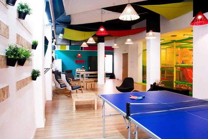 sala polivalent ping pong