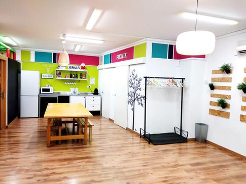zona cuina-office