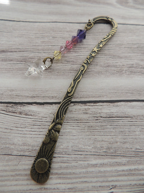 Antique Gold bookmark