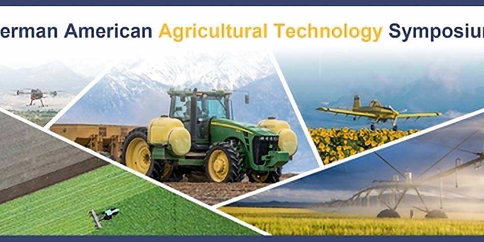 German American Agricultural Technology Symposium