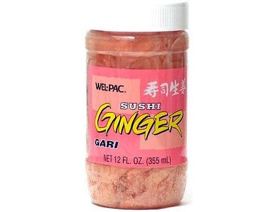 Wel-Pac Sushi Ginger 11.5oz
