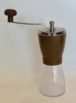 Plastic Coffee Hand-Grinder