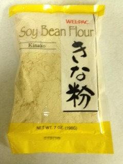 WelPac Kinako Soy Bean Flour 7oz