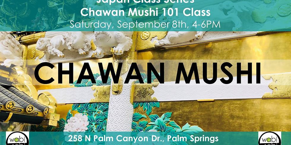Japan Class Series: Chawan Mushi, Sat 9/8/18