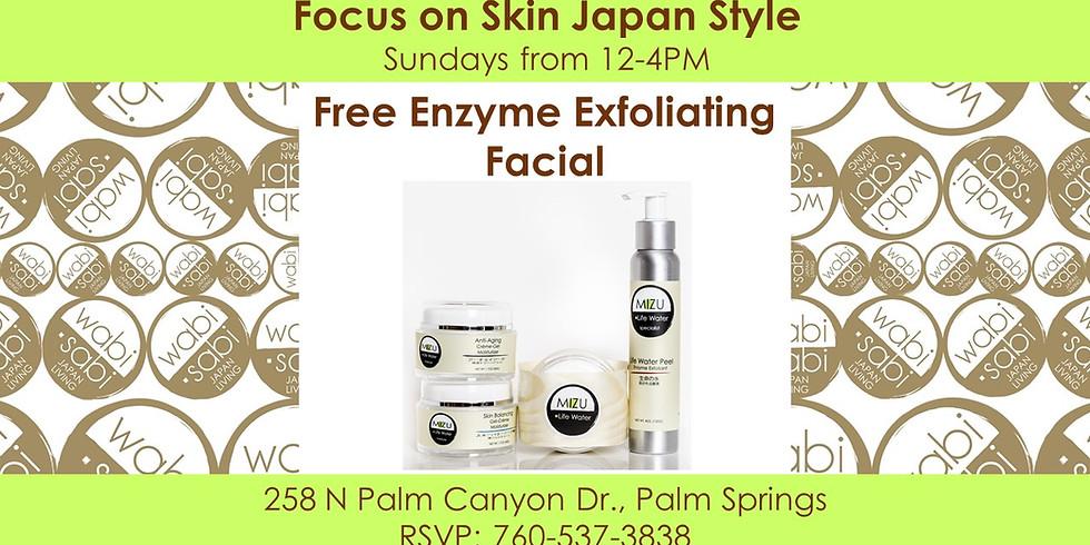 Focus on Skin - Japan Style