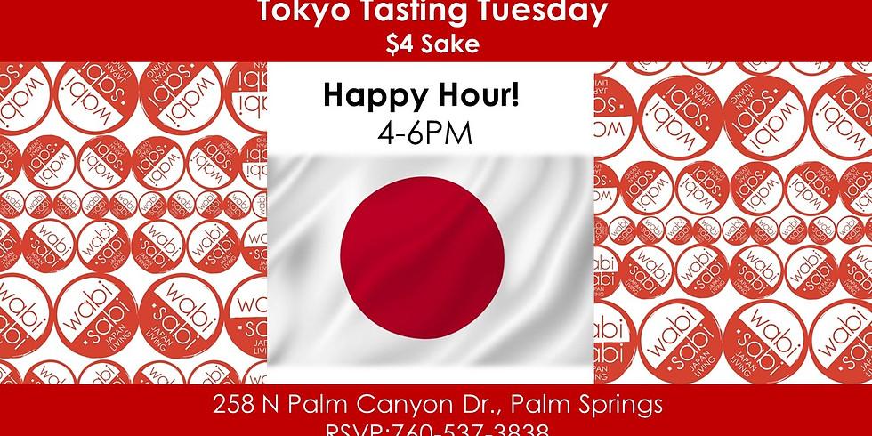 Tokyo Tasting Tuesday