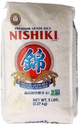 Nishiki Rice 5lbs, Musenmai
