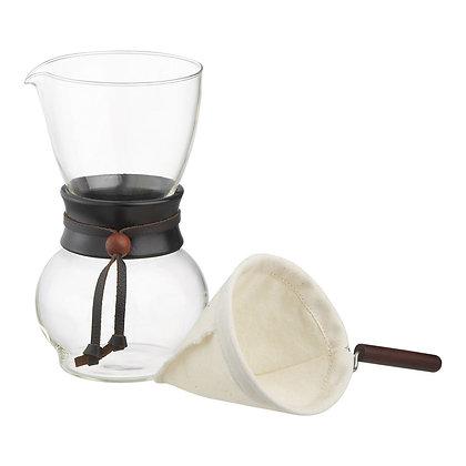 Flannel Coffee-Dripper