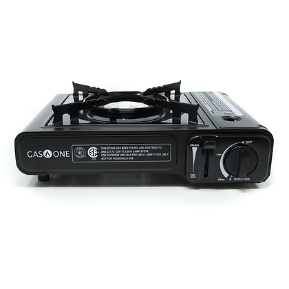 "Gas One Deluxe Portable Gas Stove (8.25"")"