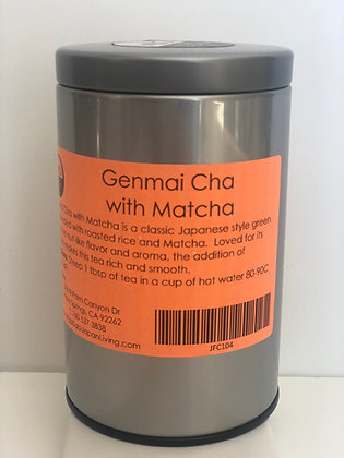 Genmai Cha with Matcha