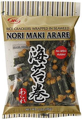 J Nori Maki Arare Rice Crackers