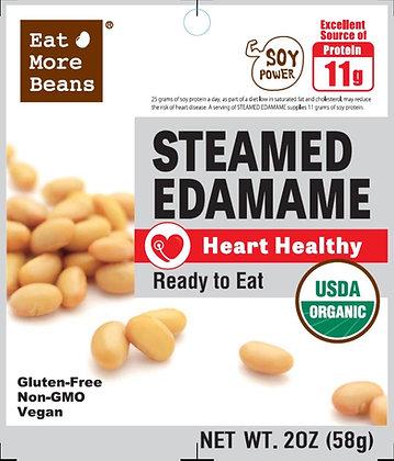 Marayunagi- Eat More Beans, Steamed Edamame 2oz