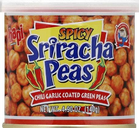 Hapi Sriracha Chili Green Peas