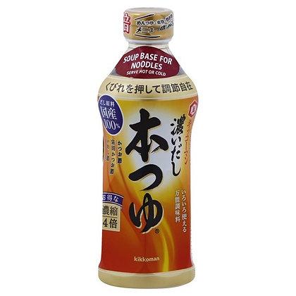KKM Hon Tsuyu Shiro Dashi 17oz