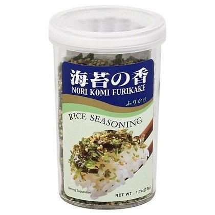 Nori Komi Furikake Rice Seasoning 1.7oz