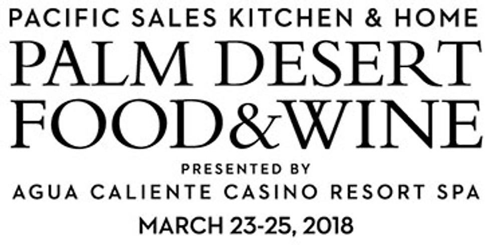Palm Desert Food & Wine Festival