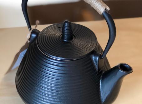 """Tetsubin"" Cast Iron Tea Kettle Care"
