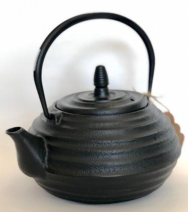 Cast-Iron Tea Kettle w/ Big Rings